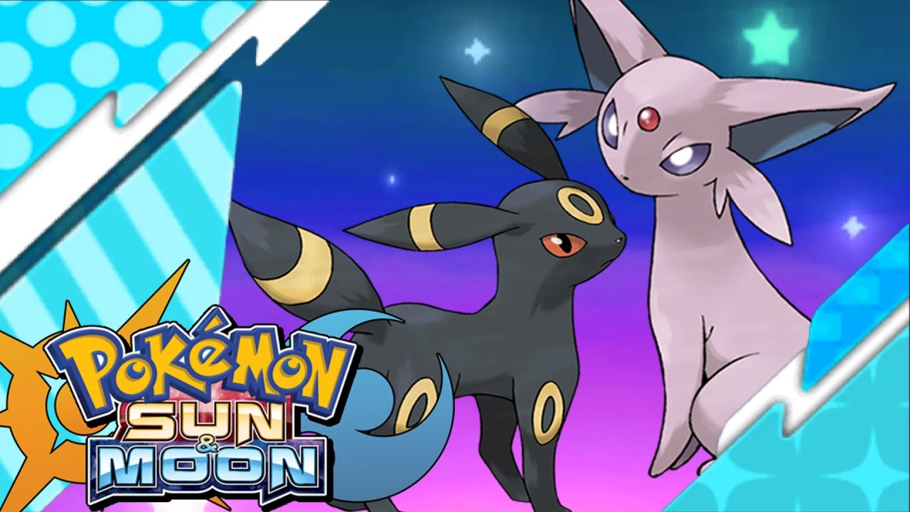 Pokemon moon how to get espeon