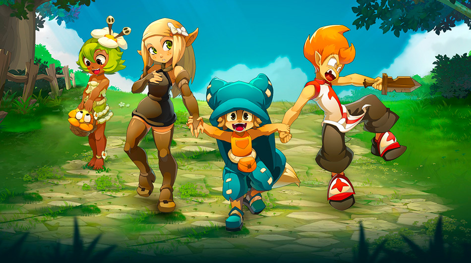 Wakfu how to change nations