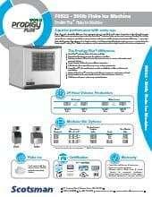 scotsman prodigy ice machine service manual