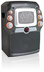 Gpx karaoke party machine manual