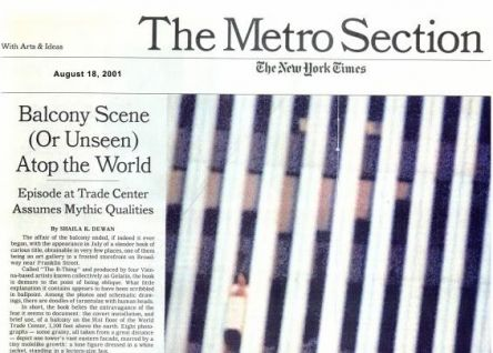 What were the twin towers book pdf