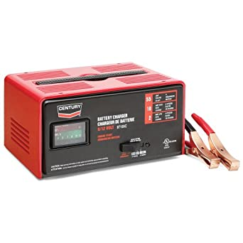 century battery charger 87511 manual