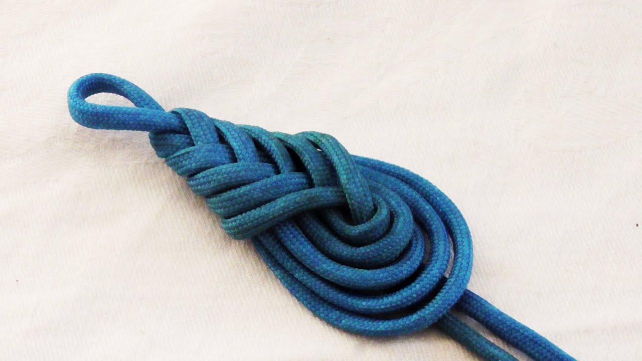 paracord celtic knot instructions