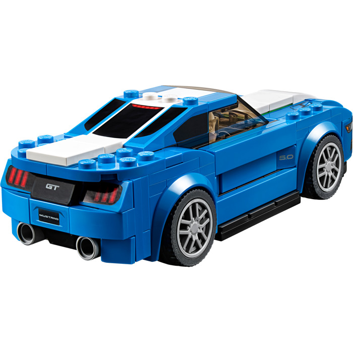 lego ford mustang gt instructions
