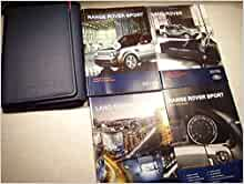2011 range rover owners manual