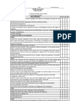 Nursing head to toe assessment cheat sheet pdf