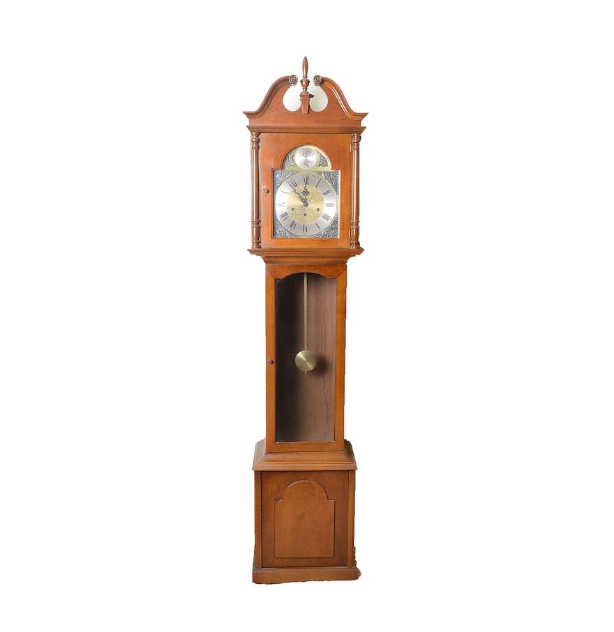tempus fugit grandfather clock manual