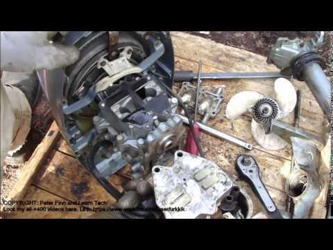 Evinrude control box repair manual