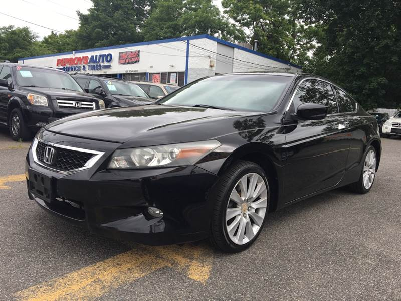 2009 honda accord ex l v6 manual coupe