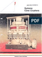 symons cone crusher instruction manual pdf
