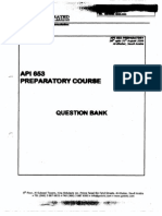 Api 653 exam questions pdf