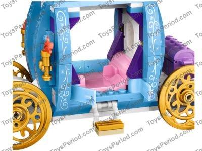 cinderella lego carriage instructions