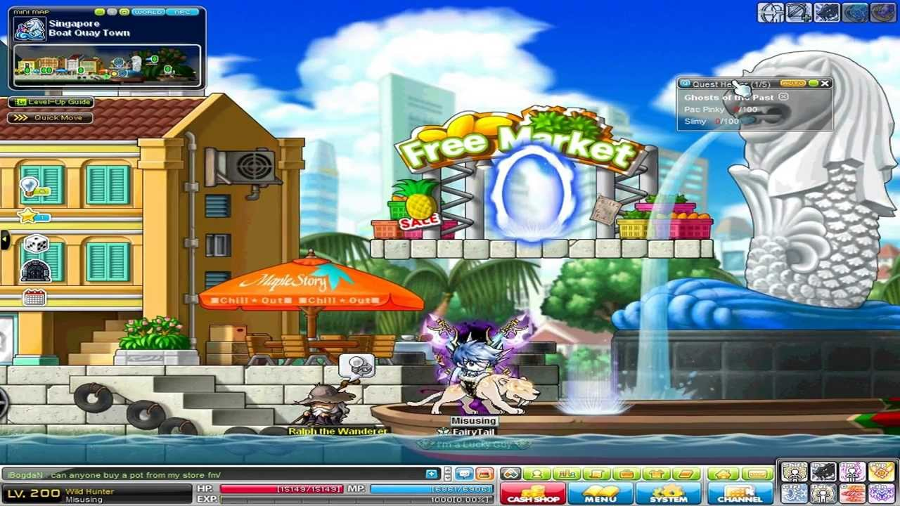 Maplestory ghost exorcist badge guide