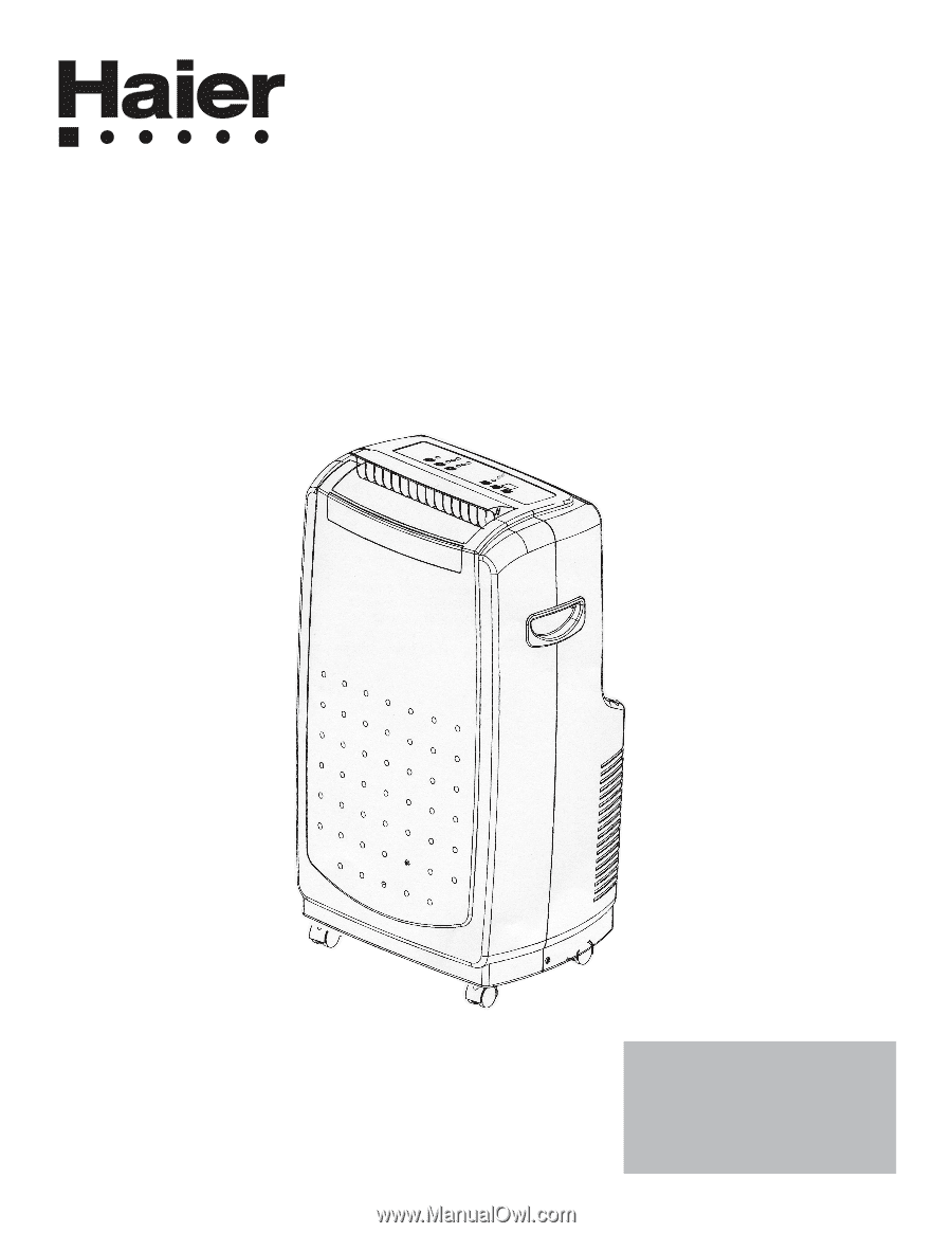 mistral portable air conditioner user manual