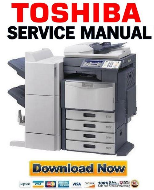 Toshiba e studio 2330c manual