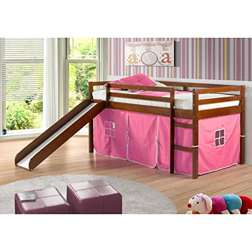 donco loft bed with slide assembly instructions