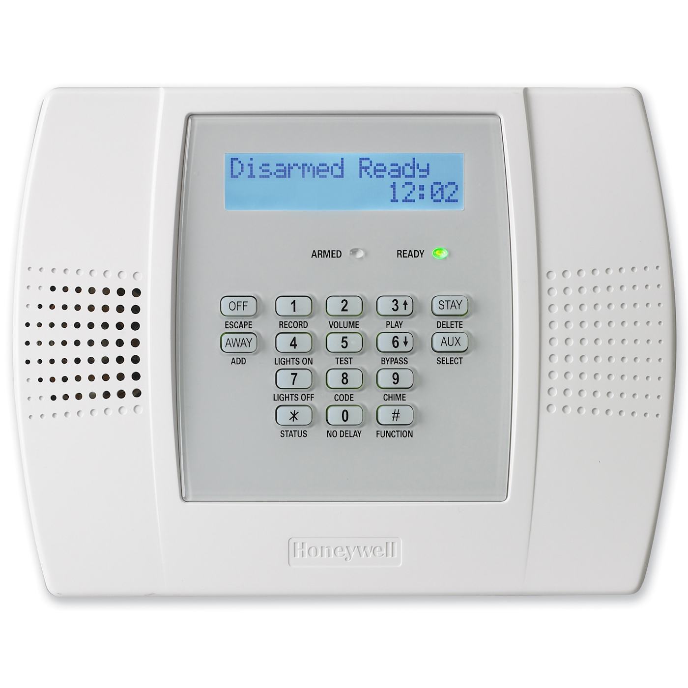 honeywell alarm system manual pdf