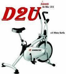 body rider fan bike manual