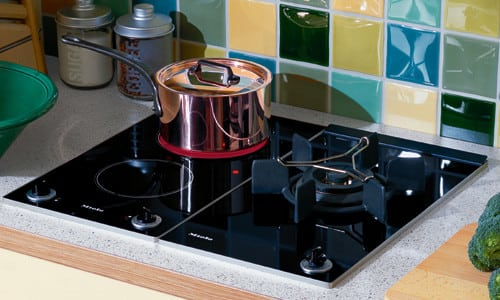 miele induction hob instructions