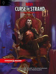 Curse of strahd dungeons and dragons 5e pdf handbook