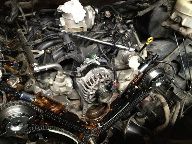 2004 ford f150 triton v8 5.4l repair manual