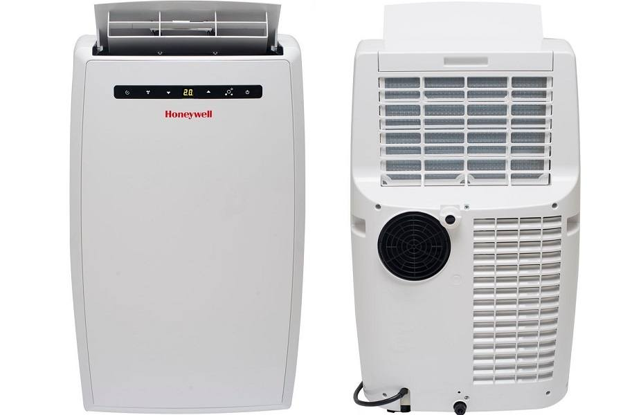 honeywell portable air conditioner mn10ces manual