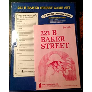 221b baker street game additional cases pdf