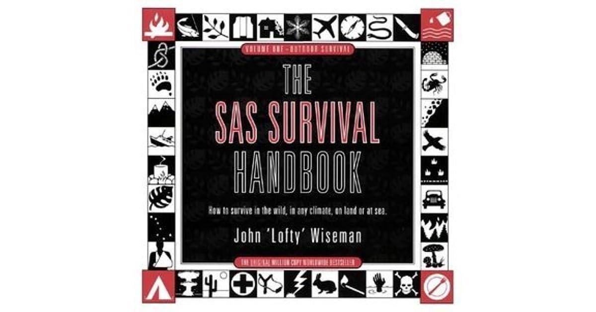 Sas survival handbook by john lofty wiseman