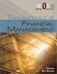 Fundamentals of financial management brigham 13th edition solutions manual pdf