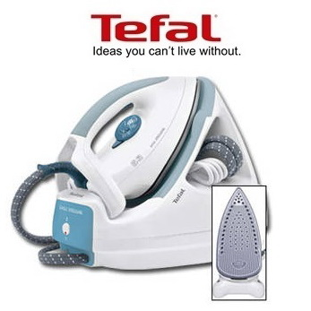 Tefal easy pressing steam generator instructions