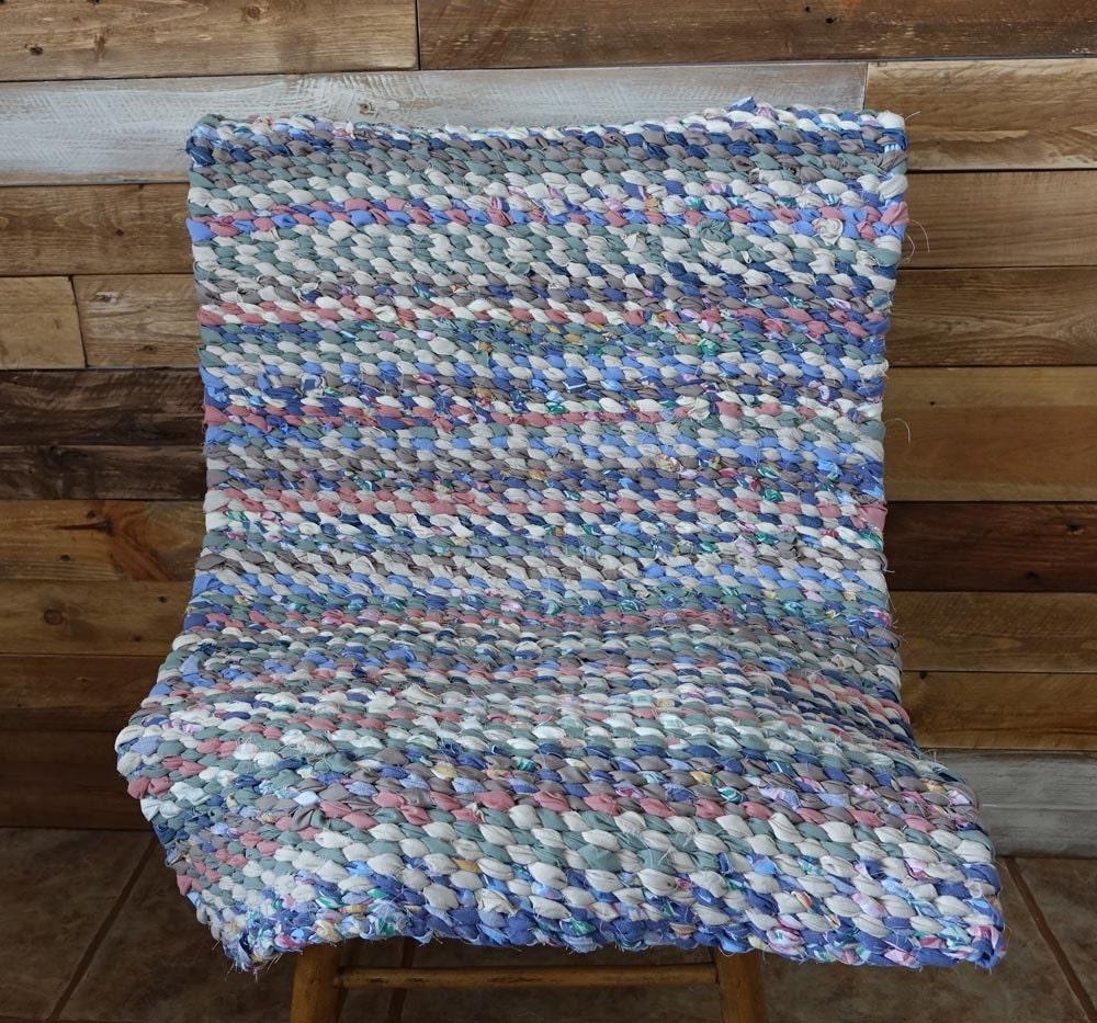 rag rug weaving instruction