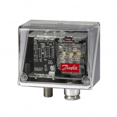 Danfoss pressure switch kp35 manual