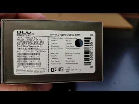 Blu tank 2.4 manual