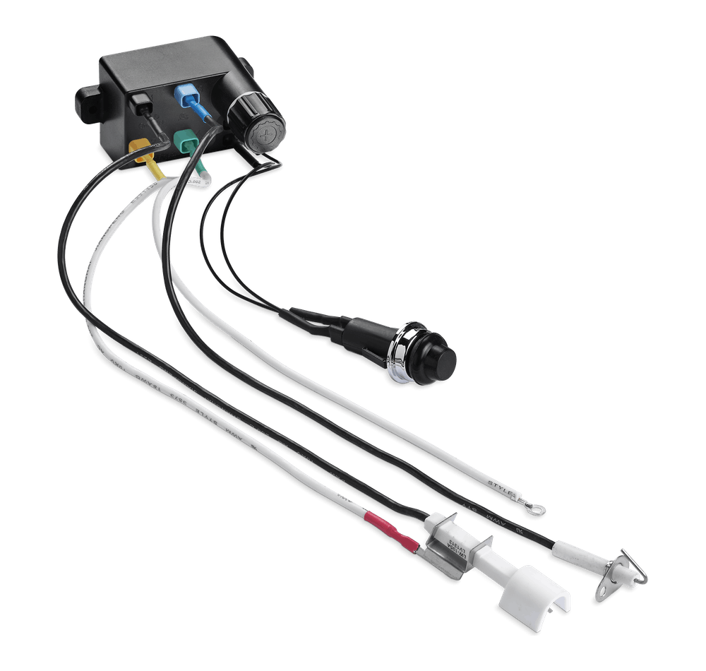 weber igniter kit instructions