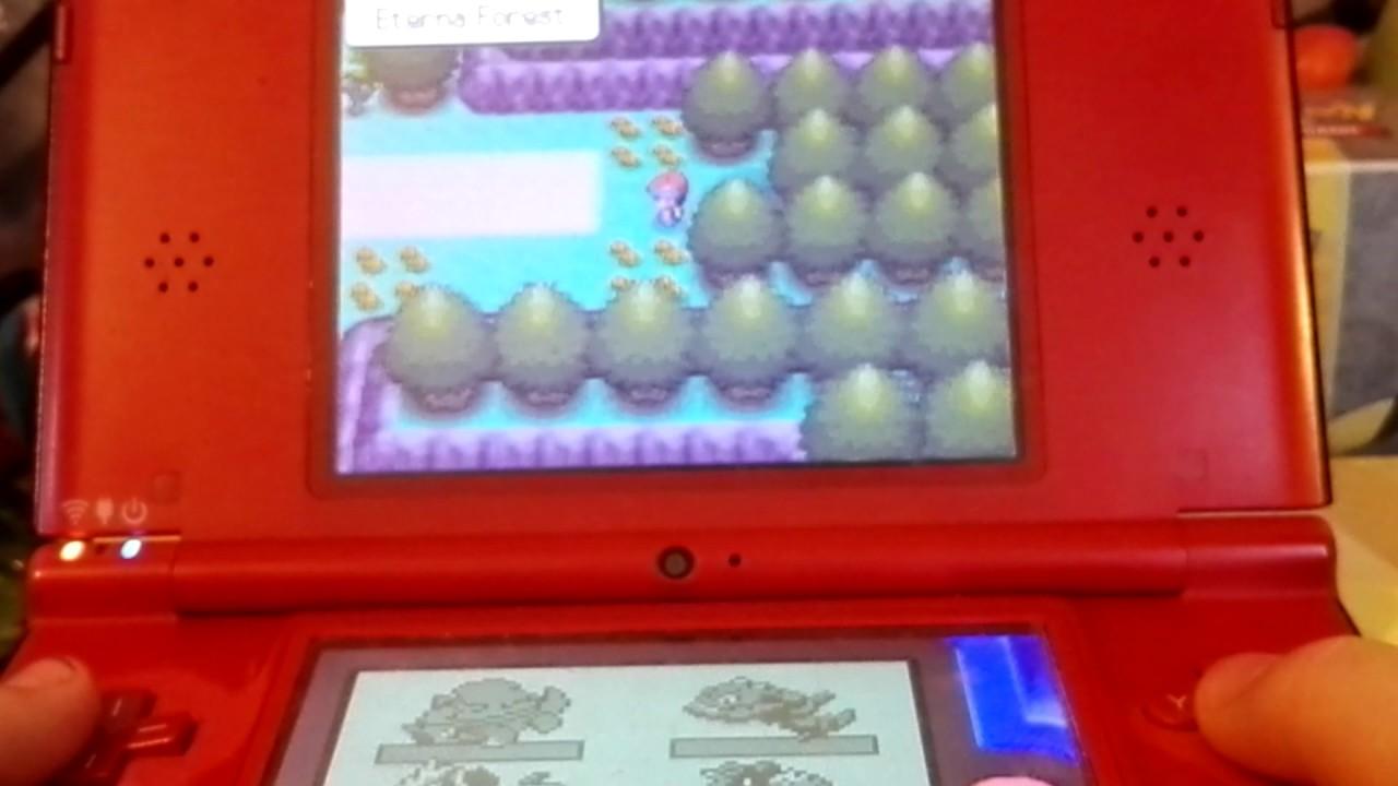 Pokemon diamond how to catch rotom