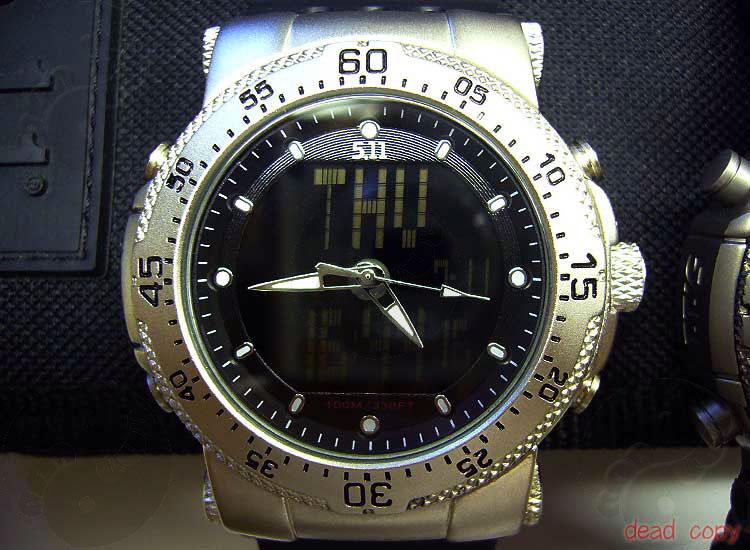 5.11 tactical hrt titanium watch manual