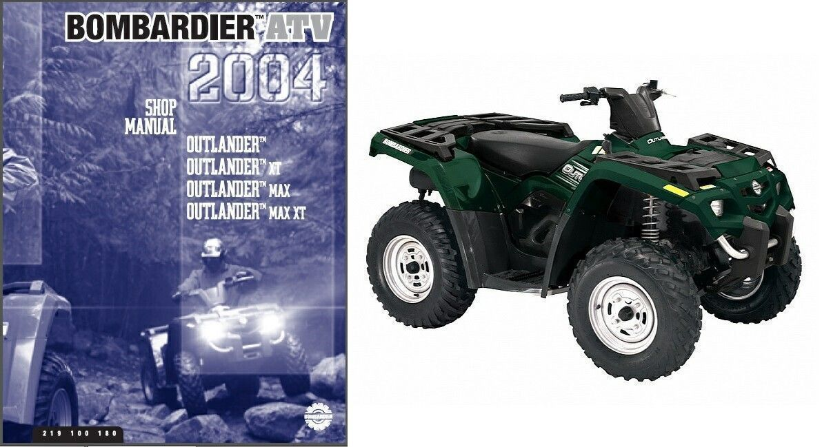 2007 can am outlander 650 xt service manual