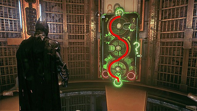 Riddler trophy guide arkham knight hq