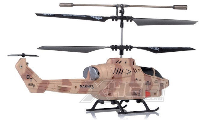 cobra rc helicopter instructions