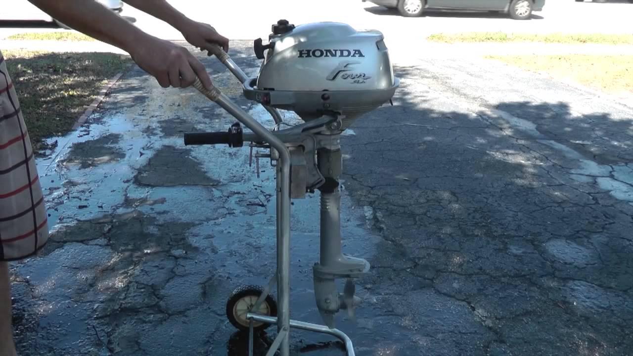 honda 2.3 outboard manual