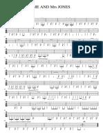 Smoke on the water bass pdf