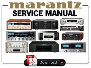 marantz sr 5500 service manual