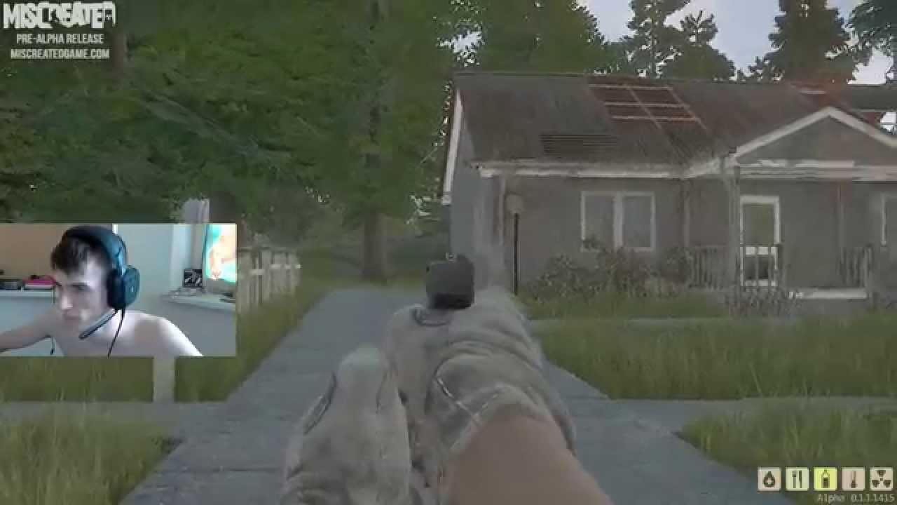Miscreated how to get guns