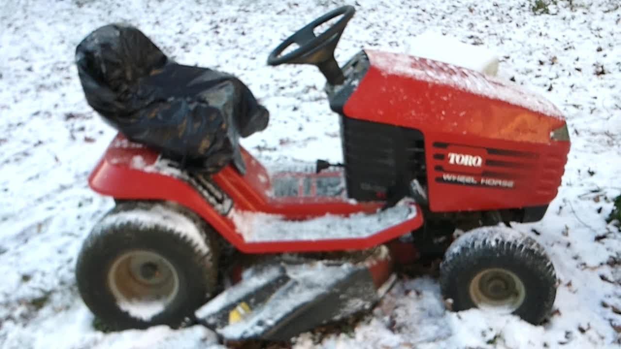 toro 14 38 hxl manual