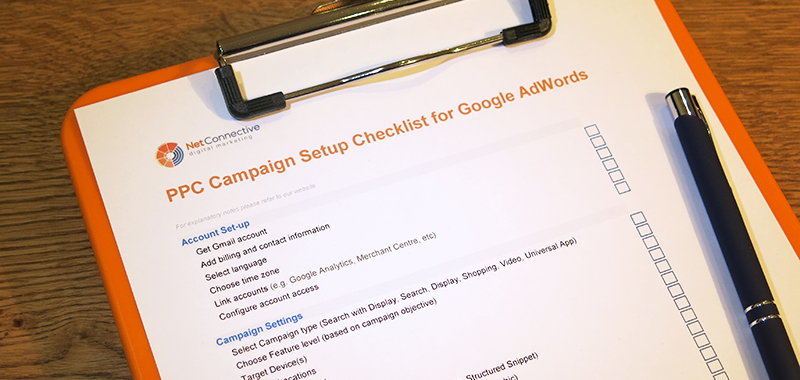 62 points google analytics setup checklist pdf