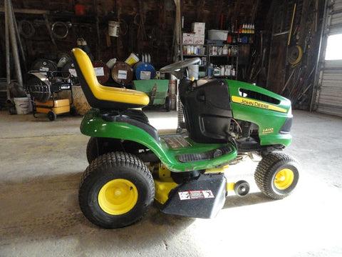John deere lawn mower service manuals online free