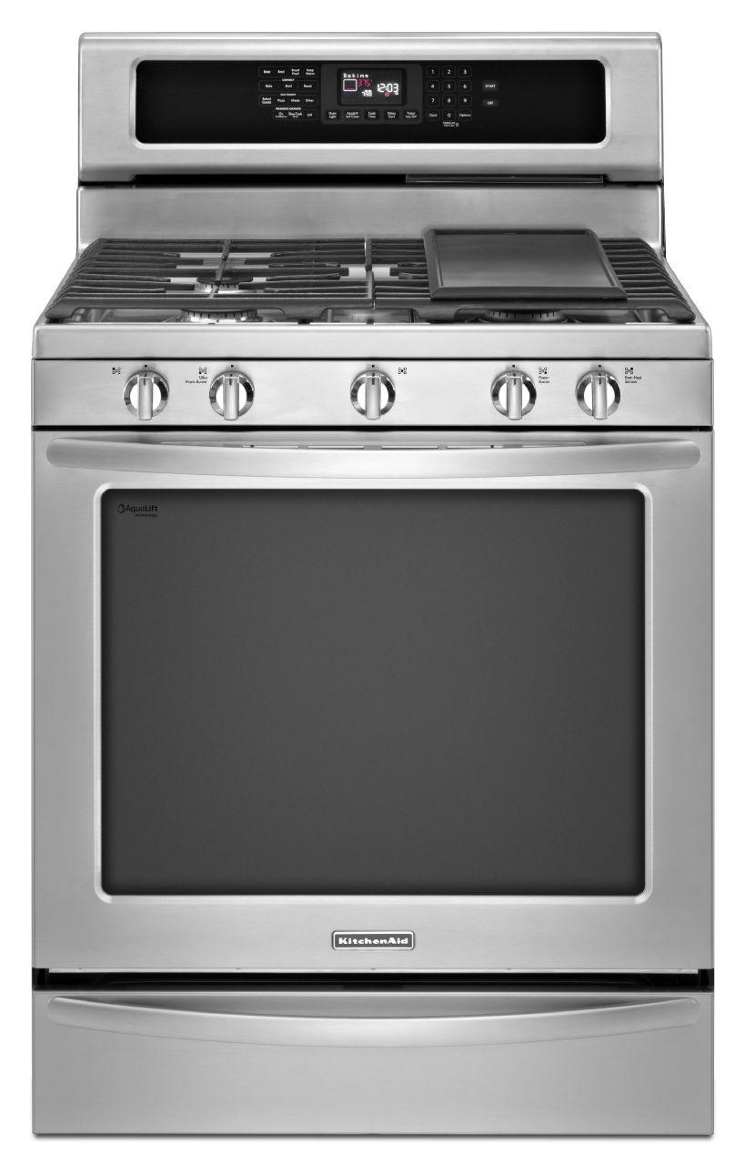 kitchenaid gas range repair manual