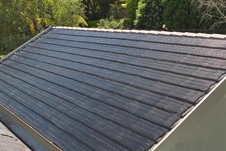 Sunbather solar pool heating instructions