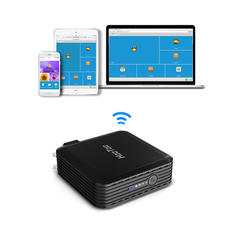 Hootoo wireless travel router manual
