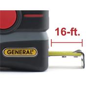 general laser tape measure manual